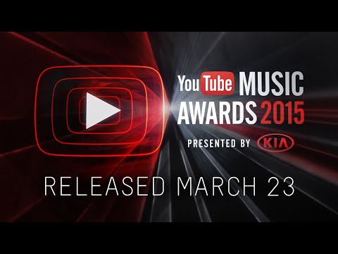 Announcing the YouTube Music Awards 2015 Show