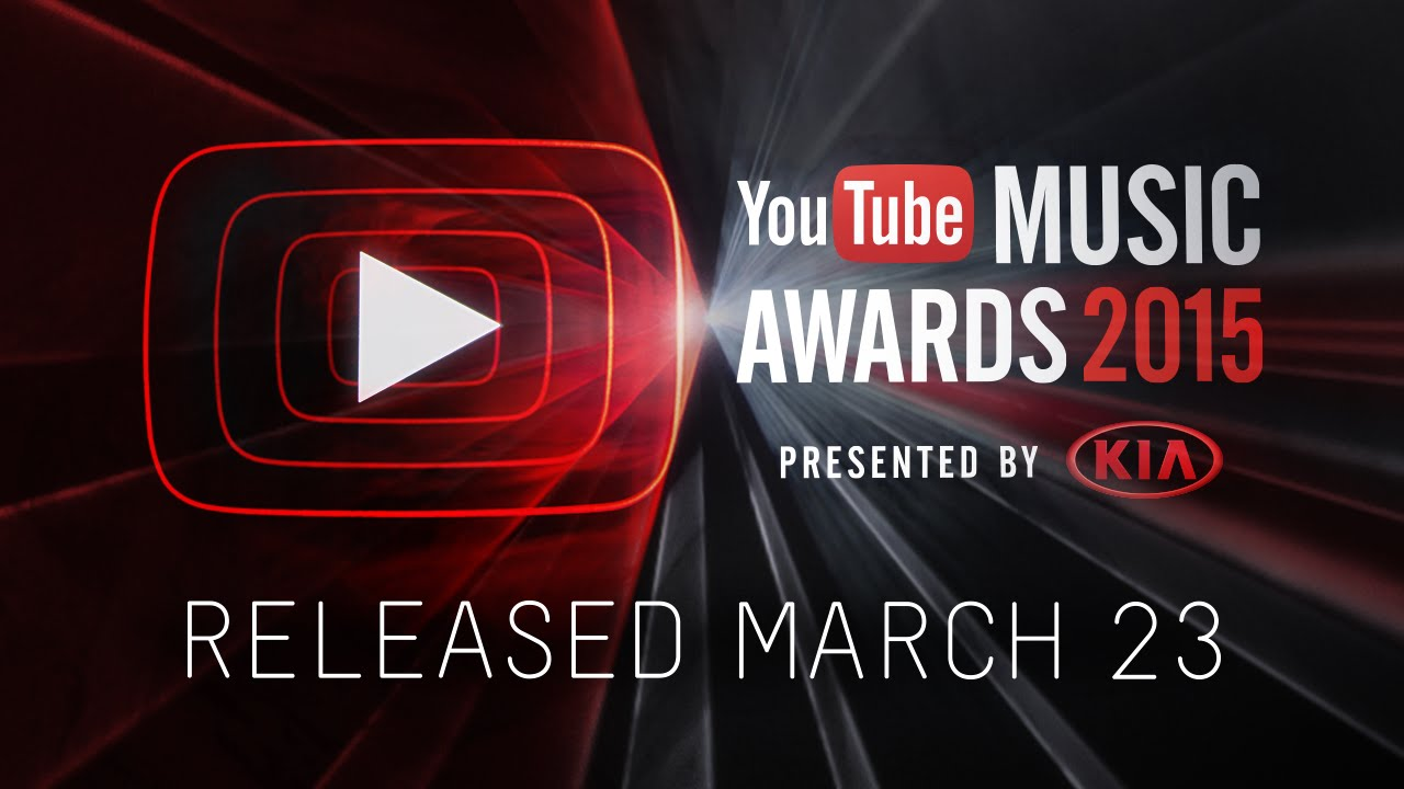 Announcing The Youtube Music Awards 2015 Show Youtube
