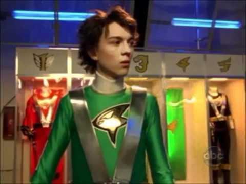 Power Rangers RPM  Ziggy Becomes Green Ranger