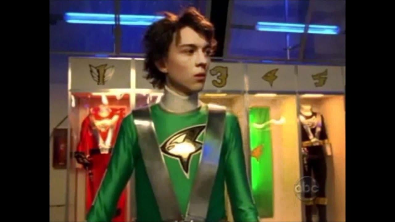 Power Rangers RPM - Ziggy Becomes Green Ranger - YouTube