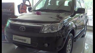 Tata Safari Storme NEW 2014 Review