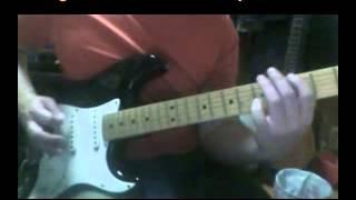 Midnight Rendezvous / Casiopea (guitar:cover)