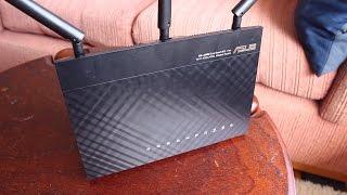 ASUS DSL-AC68U Modem Router Review