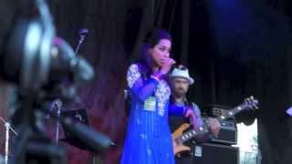 Shweta Subram - Pani Da Rang - Surrey Fusion Festival 2013 (LIVE)