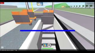 ROBLOX-Hong Kong Bus Driving Test:New Territories City