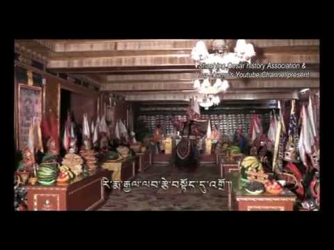 """Ling Gesar in the episode of """"The universal offering of incense"""" - part 1"""
