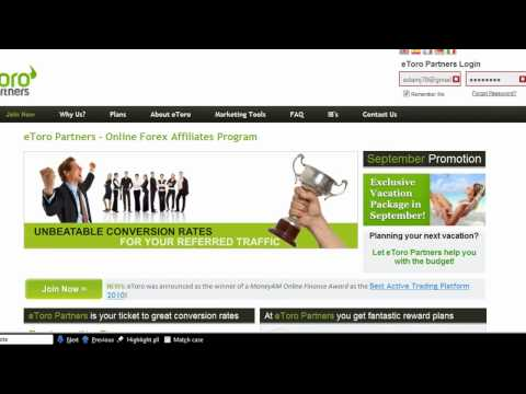 Attention ! Best Forex  Affiliate Program make much much money with .....