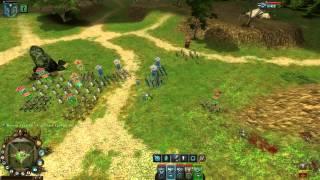 World of Battles Morningstar Multiplayer Gameplay