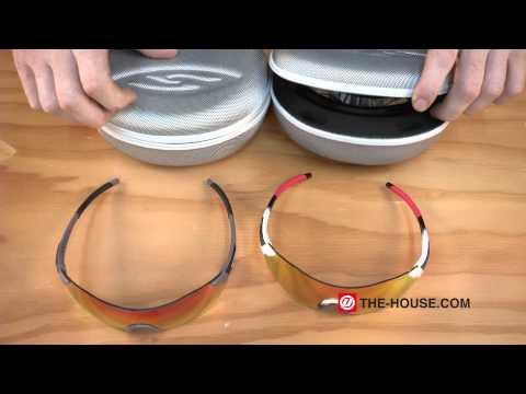 Smith Pivlock Arena Max vs V2 Max Sunglasses - Review - The-House.com