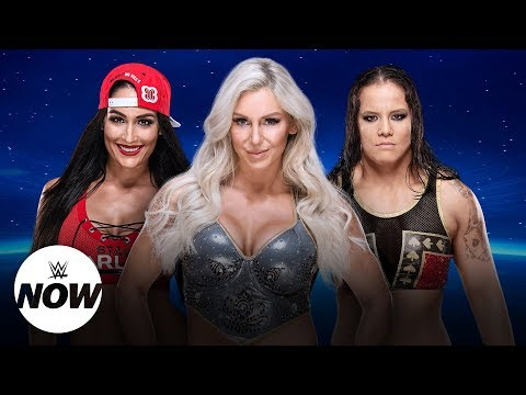 Nikki Bella, Charlotte Flair & Shayna Baszler roundtable interview: WWE Now