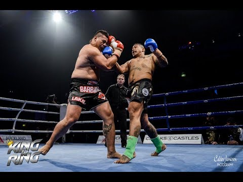 Super Heavyweight : Ata Fakalelu vs Pauli Lakai