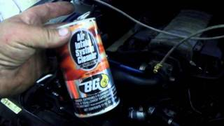 BG Fuel Injector Induction System Cleaning - Z-Mech Auto - Raleigh Auto Repair Shop