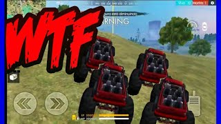 Free Fire WTF : Funny Moments #3