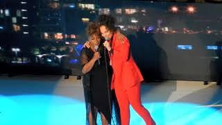 "Anita Baker - ""Angel"" with Emily King & Alicia Keys - NYC - Farewell Tour-"