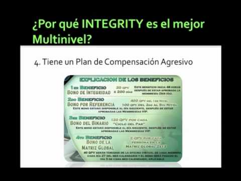 Integrity Assets Group  Hispano, el mejor multinivel