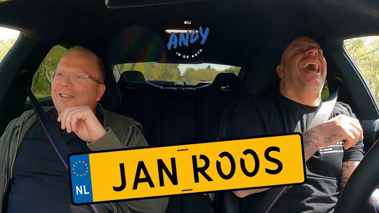 Jan Roos – Bij Andy in de auto! (English subtitles)