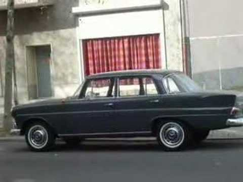 Mercedes Benz 190 D W111 Heckflosse Fintail Youtube