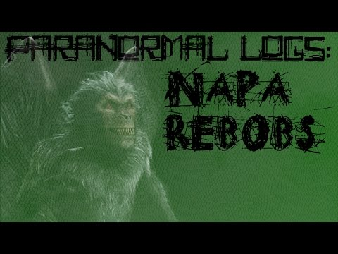 Paranormal Logs Napa Rebobs