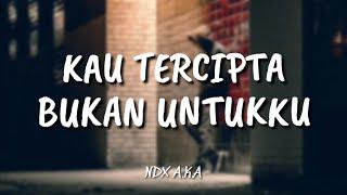 LAGU HIPHOP DANGDUT 'KAU TERCIPTA BUKAN UNTUKKU' [ LIRIK HD ]
