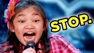 Kid Singers (And why I don't like them)...