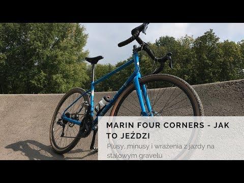 Marin Four Corners - jak jeździ stalowy gravel