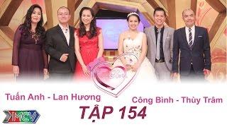 VỢ CHỒNG SON - Tập 154 | Tuấn Anh - Lan Hương | Công Bình - Thùy Trâm | 24/07/2016