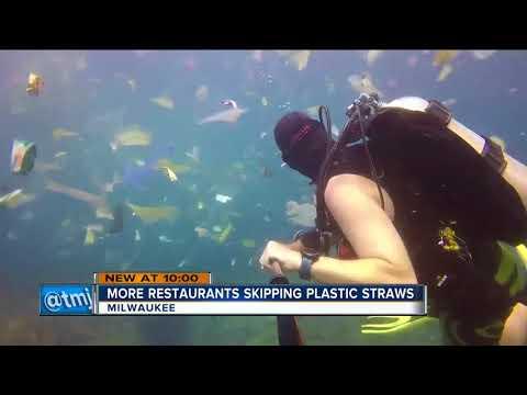 Milwaukee restaurants skipping the plastic straws
