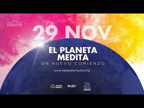 El Planeta Medita | Día 21 del desafío de 21 días de meditación con Sri Sri Ravi Shankar