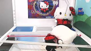 Toreba Crane Game #11 Hello Kitty - Gothic Parade Mega Jumbo Plushy