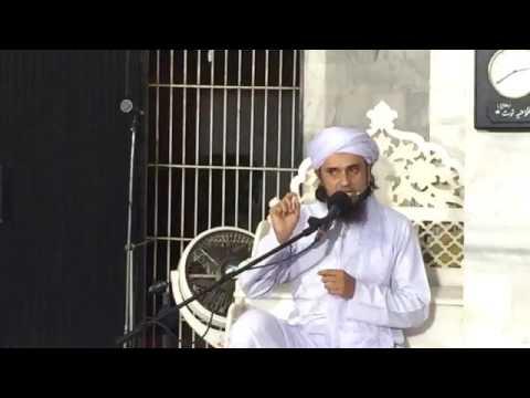 Hazrat Nooh A.S ka Waqia   Mufti Tariq Masood