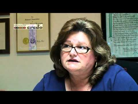 Terri Mendoza   school Principal