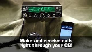 Cobra 29 LX BT CB Radio with Bluetooth Wireless Technology