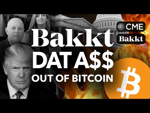 Bakkts Evil Agenda Exposed!  Bakkt Isnt Backed By Bitcoin!