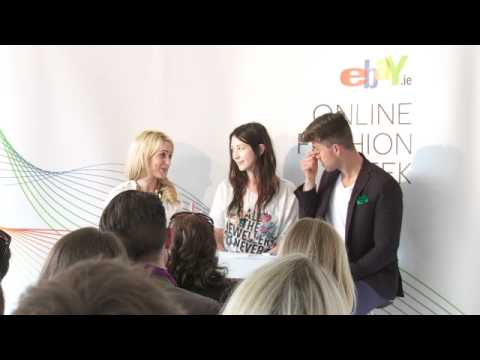 eBay.ie OFW 2012 - 'The Business of Fashion' (19/06/12)