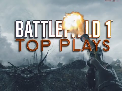 Battlefield 1 Top Plays EXTRA #3