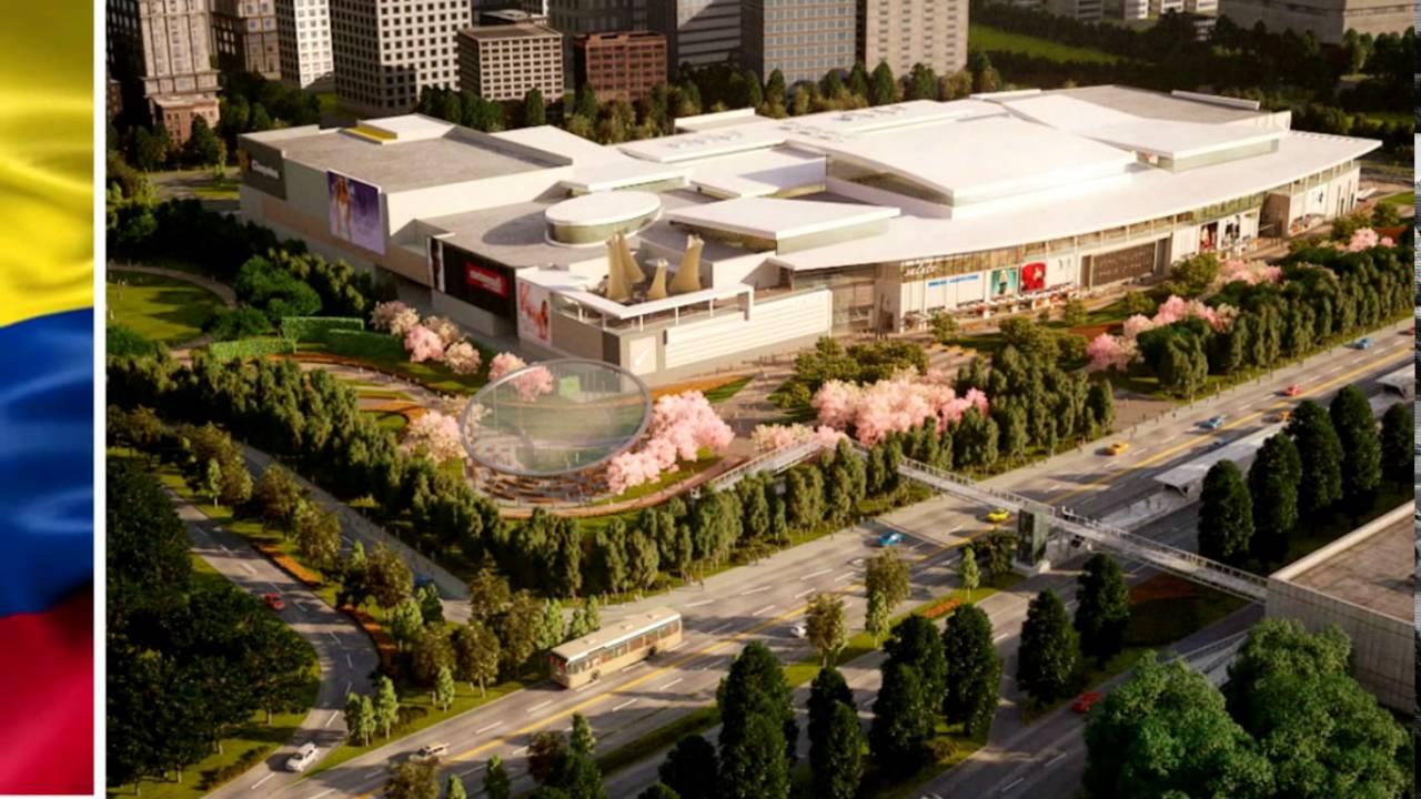 Centro comercial multiplaza la felicidad bogot youtube - Centre comercial la illa ...