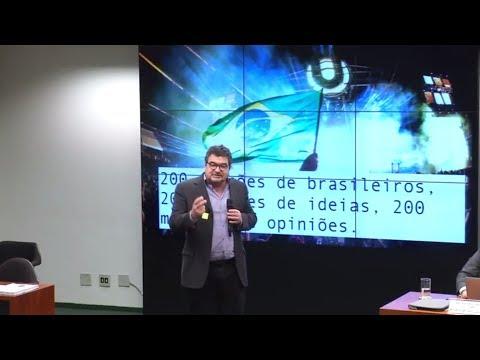 CIÊNCIA E TECNOLOGIA, COMUNICAÇÃO E INFORMÁTICA - Seminário - 22/05/2018 - 14:09