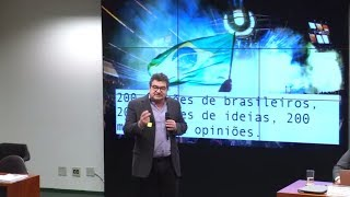 Baixar CIÊNCIA E TECNOLOGIA, COMUNICAÇÃO E INFORMÁTICA - Seminário - 22/05/2018 - 14:09