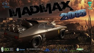 Mad Max The Game - 2015