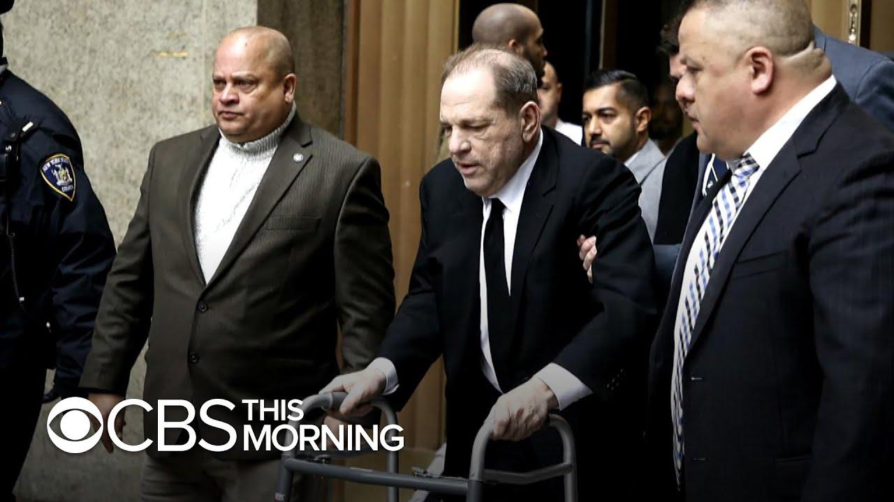 As N.Y. Trial Begins, Harvey Weinstein Faces Charges In Los Angeles