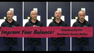 Improving Balance: Simple exercises to improve balance