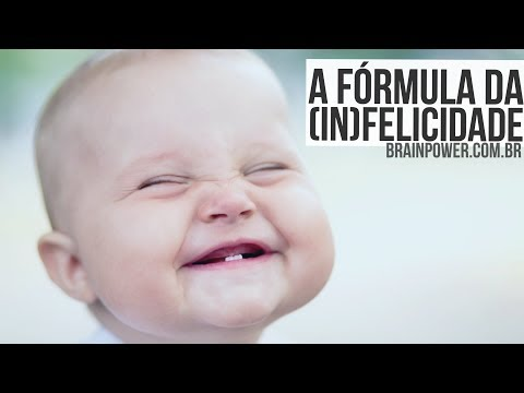 A Fórmula da (In)Felicidade (direto de PARIS) | Academia Cerebral por André Buric