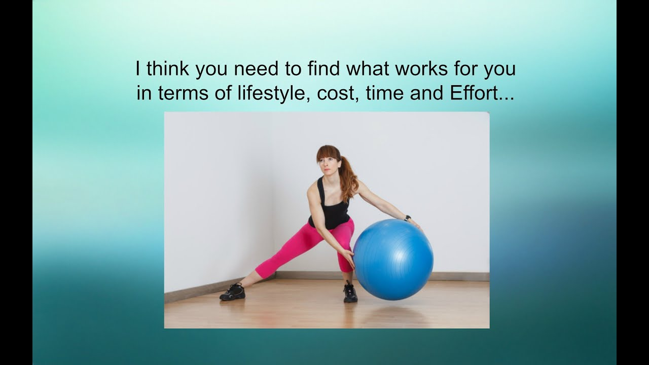 Venus Factor Reviews I think you need to find what works for you in terms of lifestyle, cost, time..