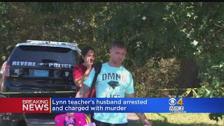 Lynn Teacher's Husband Arrested, Charged With Murder