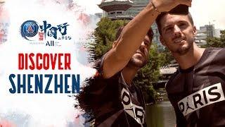 DISCOVER SHENZHEN !