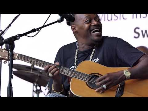 Eric Gales - Southpaw Serenade - 5/5/19 Dallas International Guitar Festival