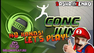 Conc Jump Gameplay (Chin & Mouse Only)