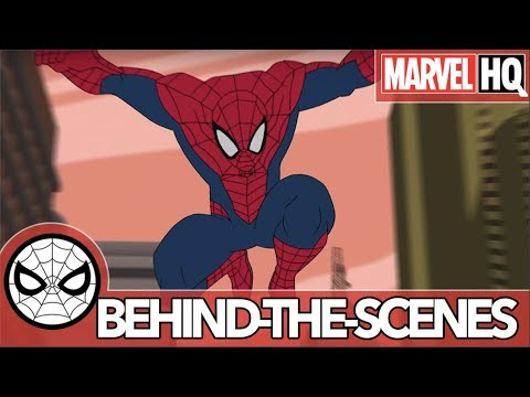 Creating the Show! | Marvel's Spider-Man (BEHIND-THE-SCENES) | Joe Quesada
