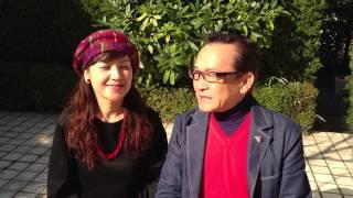 「第38回通りゃんせ基金キャンペーン」パーソナリティの湯原昌幸さん・...
