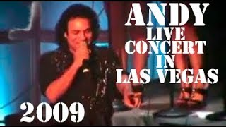 Andy Madadian live concert in Las Vegas (2009)